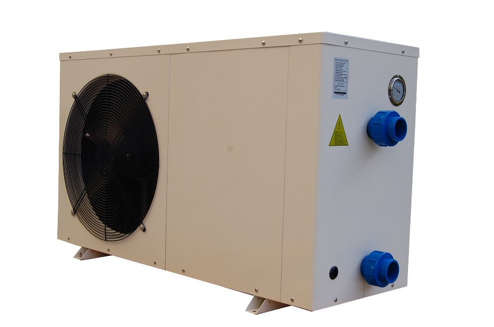Swimming Pool Heaters Product : Air to water swimming pool heat pump kw buy