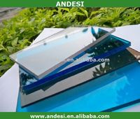 clear pc awning window materials