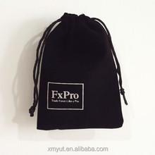 velvet drawstring bag/velvet pouch for jewelry