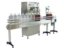 Full automatic complete oil filling machine/line