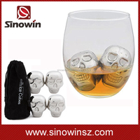 The different shape wine cooling stone suit for any drinks
