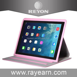 The most popular best selling leather cover case for ipad air