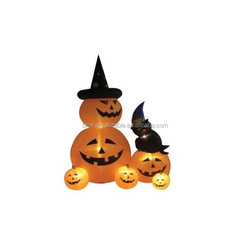 Fresh Pumpkin With Factory Price Inflatable Pumpkin Outdoor Inflatable Pumpkin Halloween For Sale