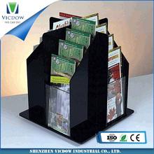 New design acrylic magzine holder with great price