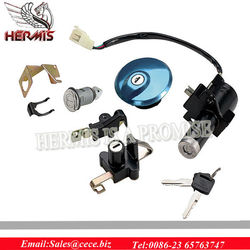 LF100-3H motorcycle steering wheel lock ,lock motorcycle