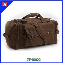 High Quality Military Duffle Bags Weekender Travel Duffel Bag Waterproof Canvas Duffle Bags