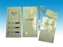 one step rapid test strip/cassette(card) hcg rapid test device /equipment