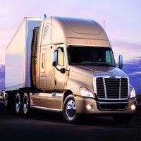 Truck Metallic Surface Acrylic Clear Paint