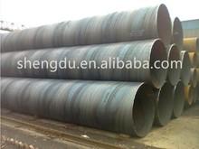 Wide Use ASTM/API ERW Carbon Steel Pipe, Steel Pipe Diameter 250mm