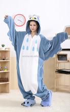 Unisex Pajamas Cosplay Costume Adult Animal Onesie Sleepwear BWG-2169