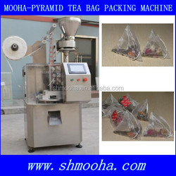 VFFS machine for pyramid tea bag/vertical forming filling sealing for pyramid tea bag
