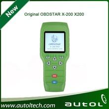 2015 Original OBDSTAR X200 Pro A + B Configuration for Oil Reset +EPB+ OBD Software X200 Oil Reset Tool Update online