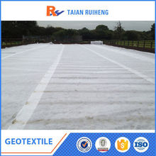 Staple Acupuncture geotextile polypropylene