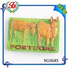 SG0685 Fashion Novelty Mini Arts Crafts Portugal Fridge Magnet, Tourist Souvenir Gift