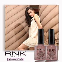 RNK harmless gel polish and base coat nail polish 10 ml