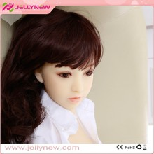 Jellynew Reusable Latex Sex Love real full size silicone girl sex doll