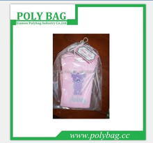 PE clear wedding dress cover bag garments wedding dress