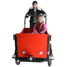 electric three wheel cargo drift trike bicycle for children