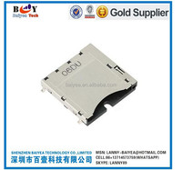 Good quality Card Socket Slot For Nintendo DS Lite Replacement