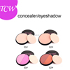 Powder Form, Multi-Colored Color concealer/eyeshadow/blush