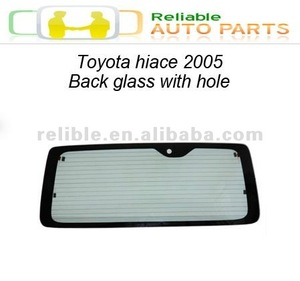 Exterior cristal espejo sustituto de vidrio Toyota Avensis a partir de 2003-2006 re ASPH cmpleto bhz