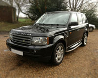 2006 Land Rover Range Rover Sport 2.7 TDV6 HSE 5dr Automatic