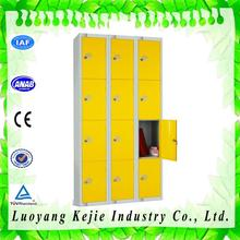 Plastic wall to wall wardrobe convenient wardrobe safe locker made in China