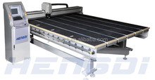 Tempered glass cutting machine/glass cutting machine for auto glass