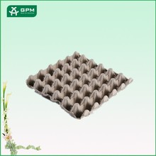 Eco-friendly popular disposable 30 pack recycle paper egg tray