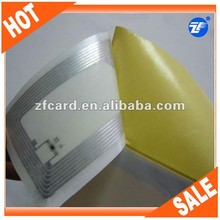 iso15693 rfid tag with chip i-code 2 contactless card