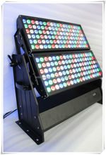 DMX 512 controller 216pcsx3W LED Wall Washer Light
