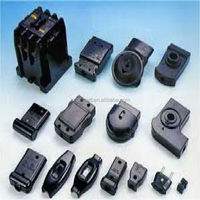 PEEK injection molding parts for indusstrial products