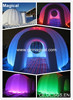 fashion inflatable LED igloo for sale/igloo inflatable tent