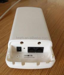 2.4GHz 5.8GHz Customer Premise Equipment wireless outdoor cpe