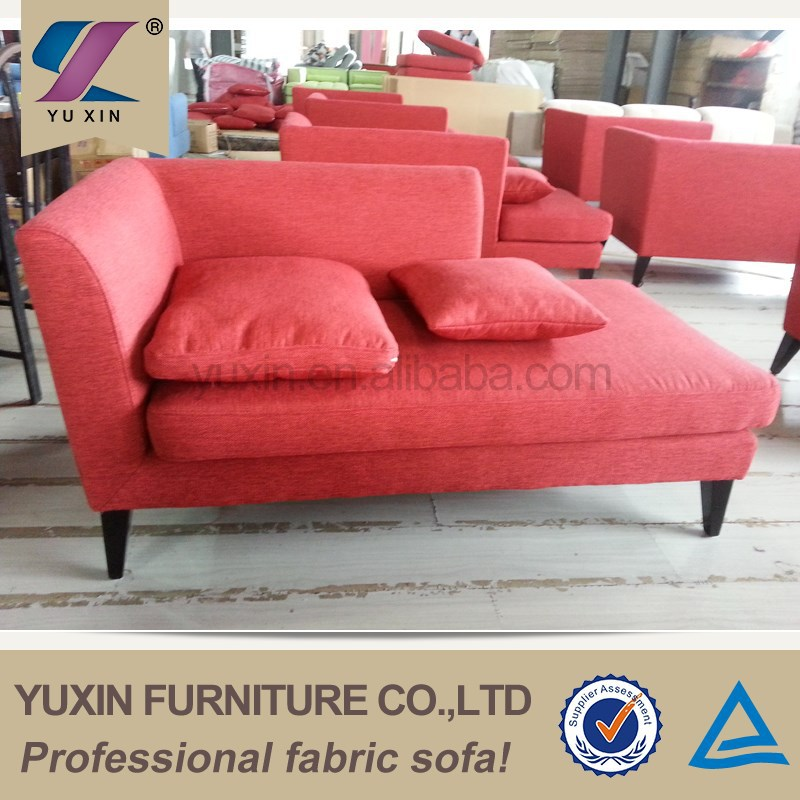 2015 new design comfortable chaise lounge hotel furniture floor sofa lounge - Chaise confortable design ...