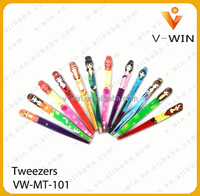Quality Inox Extra Fine Pointed Eyelash Extension Tweezers/ Lash Tweezers under your own Customized Brand Logo