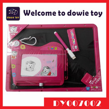 New Durable Magnetic Drawing Board Sketch Pad Blackboard Doodle Writing Craft Art For Kids