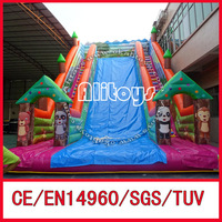 Inflatable products , inflatable slide