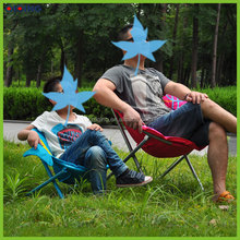 Camping Folding Moon Chair Manufacturer HQ-9002-23