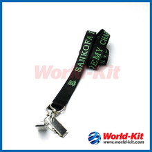 Custom Cheap Printed Nylon Lanyards