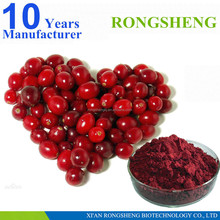 High quality cranberry extract/cranberry extract powder