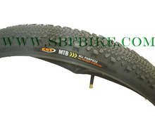 "26"" Bicycle Tire With Inner Tube"