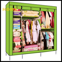 Zipper wholesale easi wardrobe storage closet