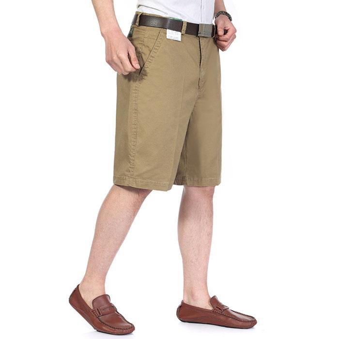 Simple Women_WomenClothing_Capris Shorts Amp Skirts_Shorts_Blue High Waisted