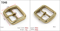 wholesale newly metal man buckle 40mm solid brass plating military custom belt buckle manufacturers