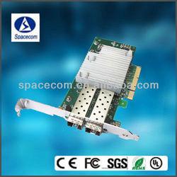 PCI-E Dual Port 10Gigabit Ethernet Server Adapter 10G2F/SPC-SFP+