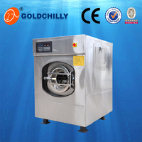 50kg full automatic industrial commercial washing machine for laundry shop