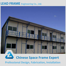 Flexible Design Light Weight Stainless Steel Prefabricated Houses