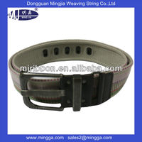 newest heavy duty thick webbing polyester military belt