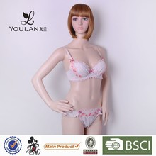 For Sale Fitness Sexy Lady Pink Bow Tie Made In China Export Underwear
